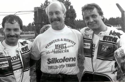 Steve Webster MBE