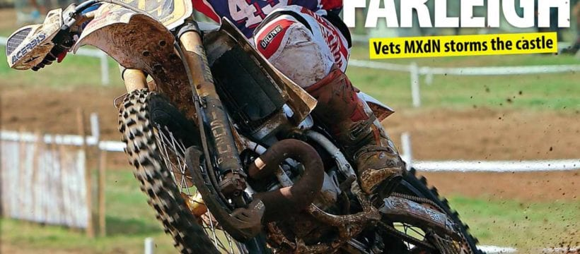 Classic Dirt Bike cover