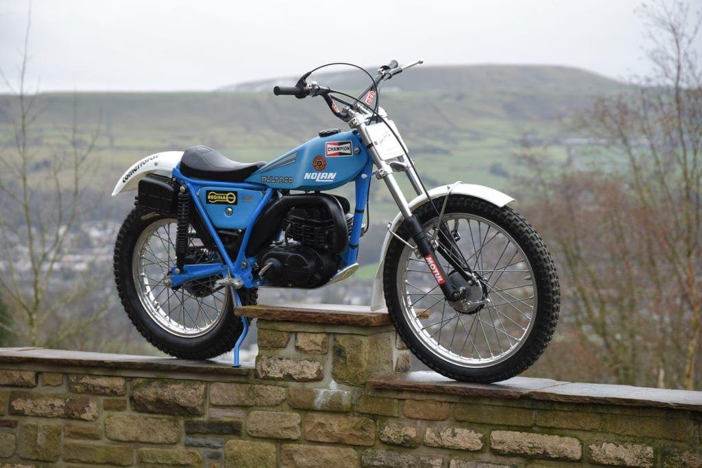 1979 Bultaco Sherpa 325